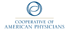 Bronze Sponsor: Cooperative of American Physicians