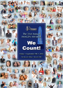2016 Imagen Awards - We Count!