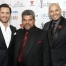 Edgar Ramirez, Luis Guzman and Joe Minoso at the 31st Annual Imagen Awards