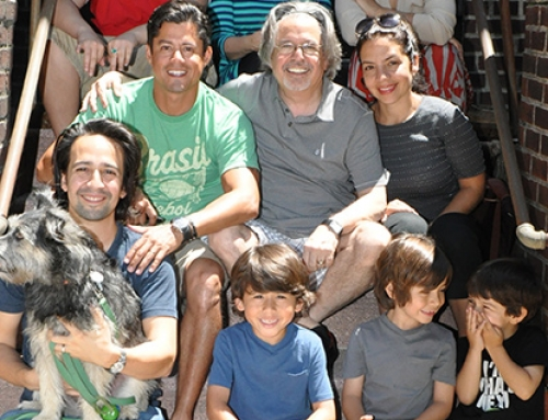 Lin-Manuel Miranda & Family to be Honored at 32nd Annual Imagen Awards