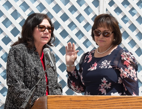 Imagen's Helen Hernandez Sworn In as President of the Los Angeles County Arts Commission