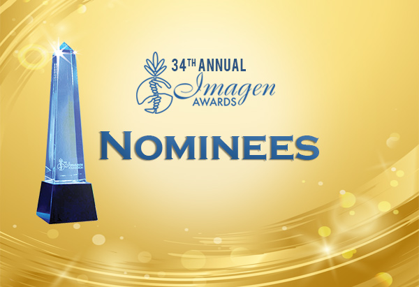 34th Annual Imagen Awards Nominees Announced