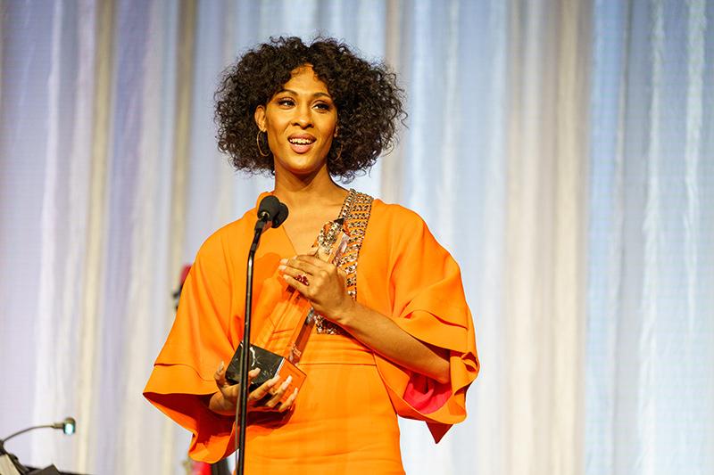 Resultado de imagem para MJ Rodriguez Imagen Awards