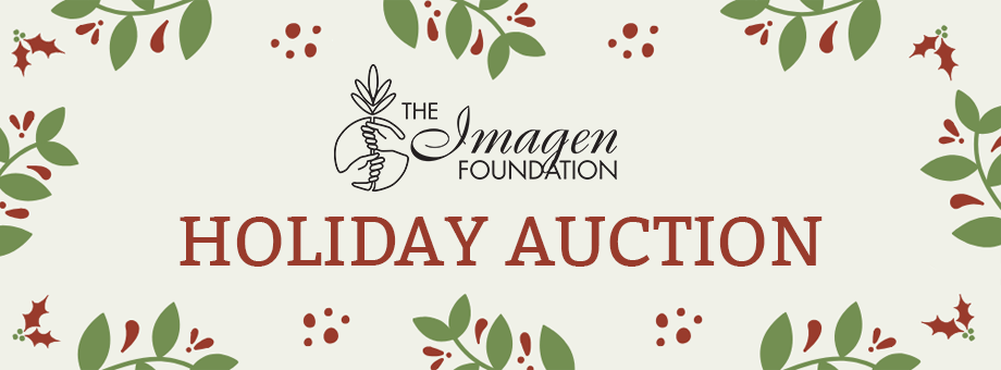 Imagen Holiday Auction
