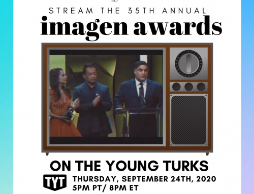 35th Annual Imagen Awards Ceremony to be Held Virtually in Partnership with Progressive Streaming Powerhouse, The Young Turks