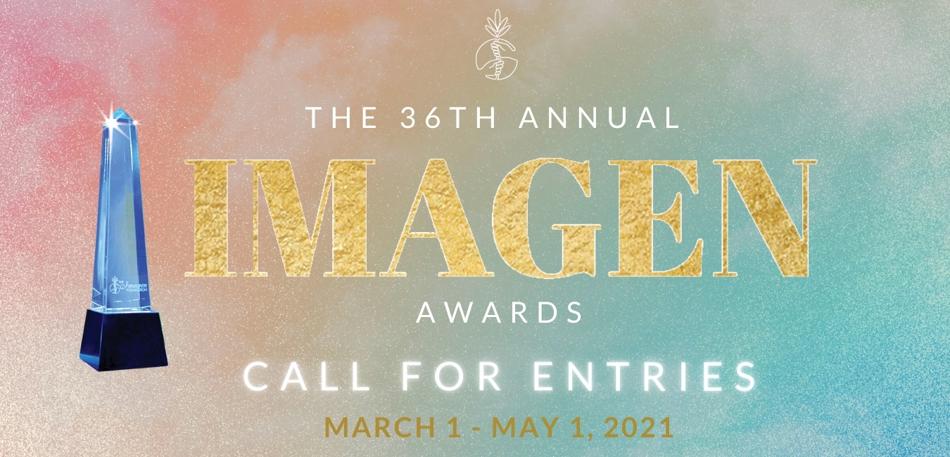36th Annual Imagen Awards Call for Entries