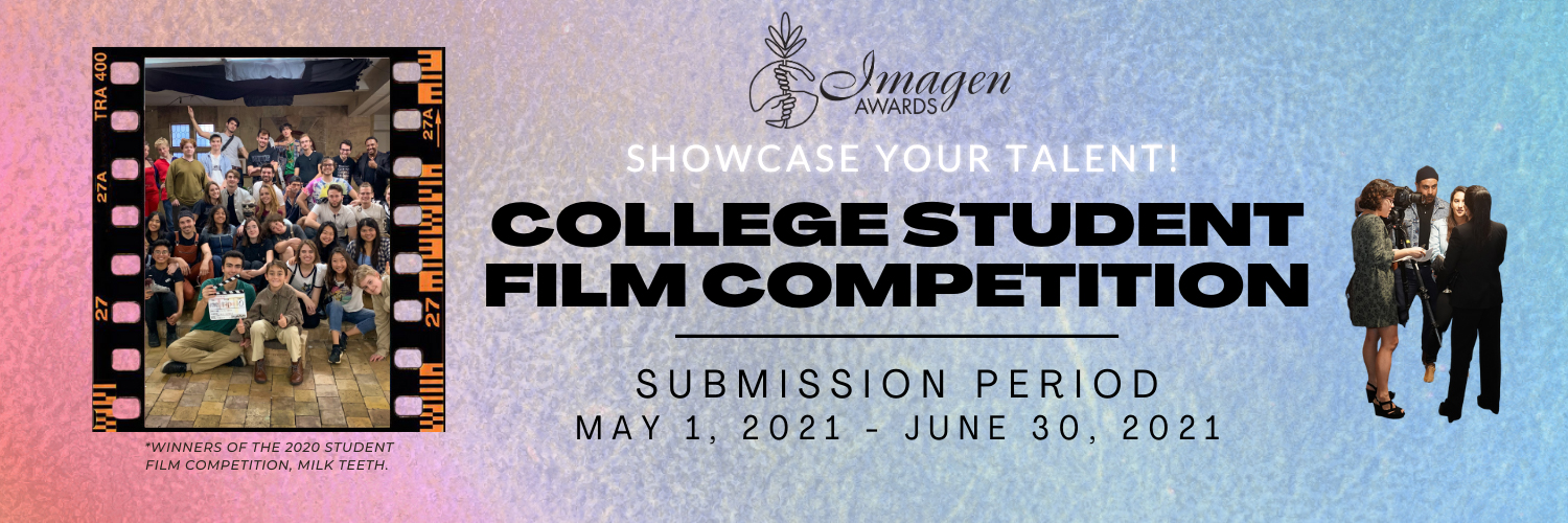 2021 Imagen Awards College Student Film Competition